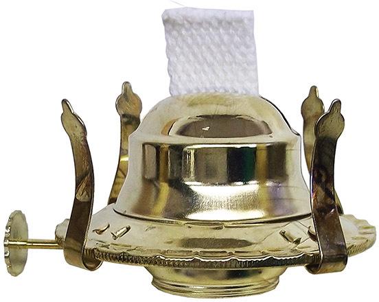 L25P BRASS REPLACEMENT LAMP BURNER