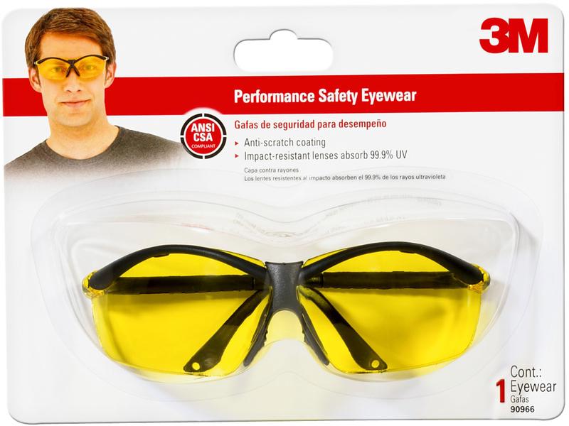 90966-WV6 XF4 SAFETY GLASSES