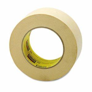 "232 High-Performance Masking Tape, 48mm x 55m, 3"" Core, Tan"
