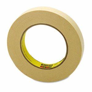"General Purpose Masking Tape 234, 18mm x 55m, 3"" Core, Tan"