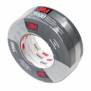 Multi-Purpose Duct Tape 3900, General Maintenance, 48mm x 54.8m, Silver