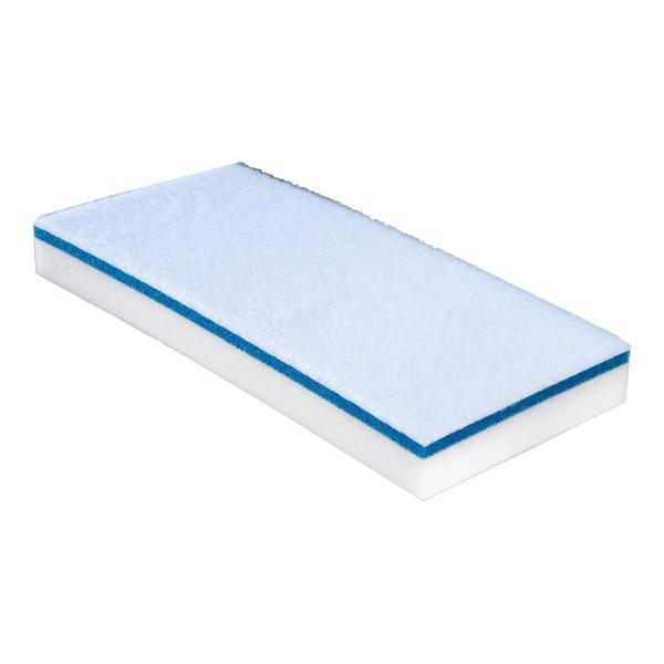 "Doodlebug Easy Erasing Pad, 4"" x 10"", White/Blue, 20/Carton"