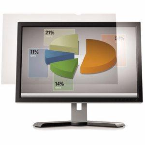 "Antiglare Flatscreen Frameless Monitor Filters for 23"" Widescreen LCD Monitor"