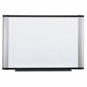 Melamine Dry Erase Board, 72 x 48, Aluminum Frame