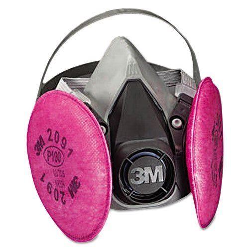 Half Facepiece Respirator 6000 Series, Reusable P100