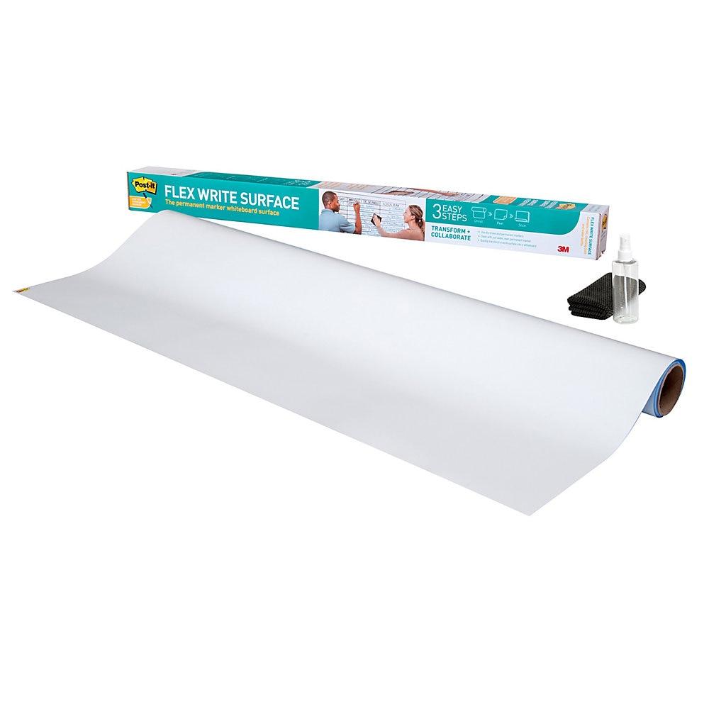 "Flex Write Surface, 72"" x 48"", White"