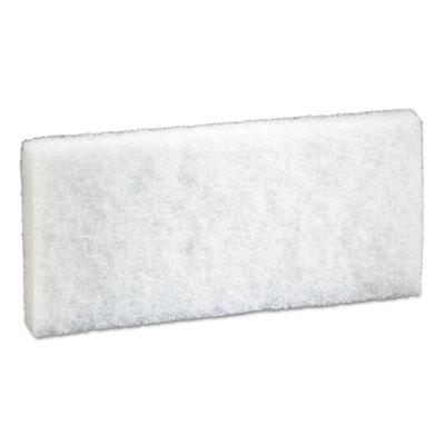"Doodlebug Scrub Pad, 4.6"" x 10"", White, 5/PK, 4 PK/CT"