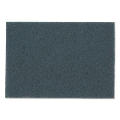 "Blue Cleaner Pads 5300, 18"" x 12"", Blue, 5/Carton"