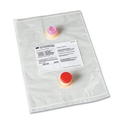 Easy Shine Applicator Kit, Reusable Pouches, 5/Carton