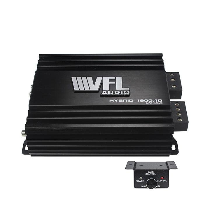 VFL AUDIO Hybrid Amplifier Linkable D Class 1900W Max