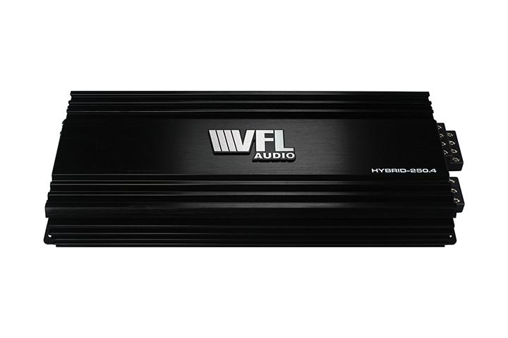 VFL AUDIO Hybrid Amplifier 4 Channel 1000 watts max