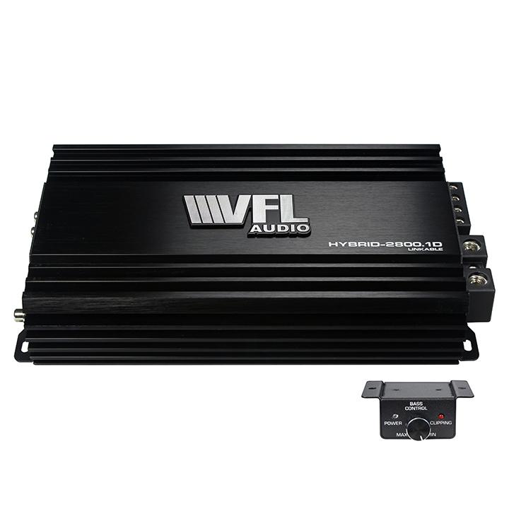 VFL AUDIO Hybrid Amplifier Linkable D Class 2800 watts max