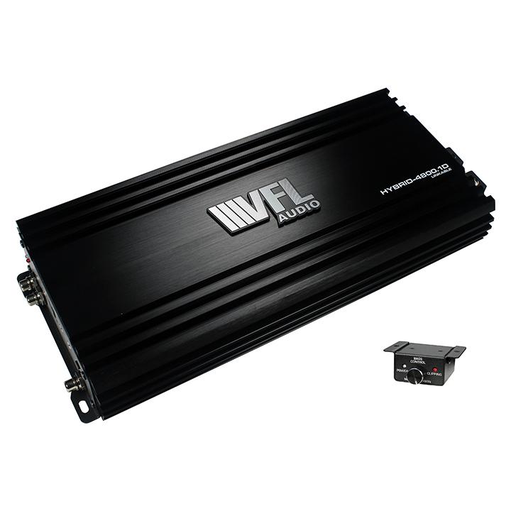 VFL AUDIO Hybrid D Class Amplifier 4800 watts max