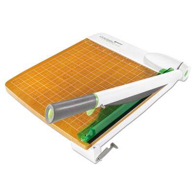 "Carbotitanium Guillotine Paper Trimmers, 30 Sheets, 12"" Cut Length, 14"" x 22"""