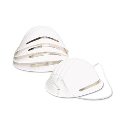 BodyGear Dust Mask - Respirator, 5/Pack
