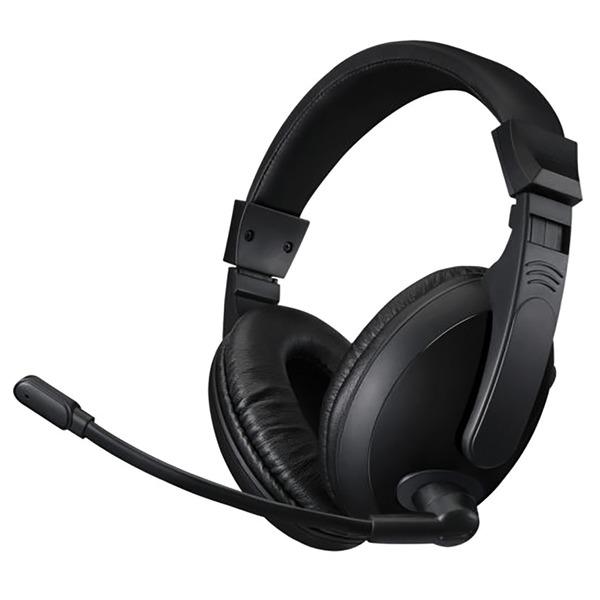 Adesso Xtream H5U Xtream H5U Stereo USB Multimedia Headphone/Headset with Microphone