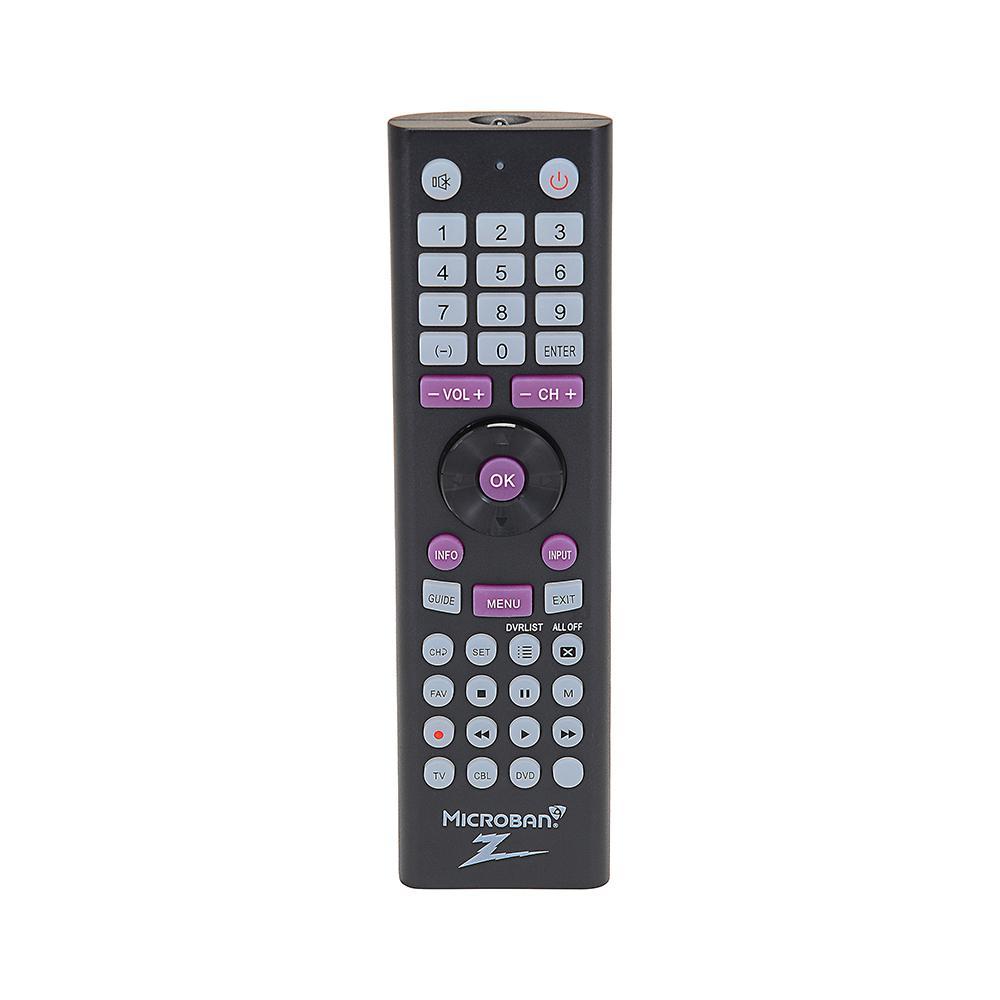 REMOTE CONTROL TV 3-DVC UNIV