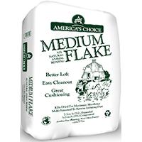 American Wood Fibers Animal Beddings, Medium Flake, 7.5 Cu Ft Expansion