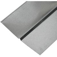 Amerimax 5672400120 W-Valley Flashing, 20 in W x 10 ft L x 1 in T, Steel