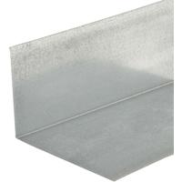 Amerimax 5666400120 Drip Edge, 4 in W x 6 in H x 10 ft L x 29 ga T, Steel