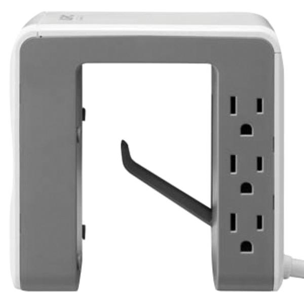 6OT 4 USB SRG PRCTR WHT
