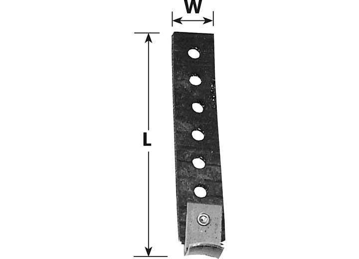 Hanger Rubber Strap w/Swivel S