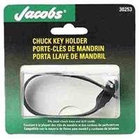 Apex 30253 Universal Chuck Key Holder, Rubber, Black