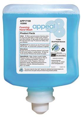 APPEAL� FOAMING GENERAL PURPOSE HAND SOAP, 1,000ML
