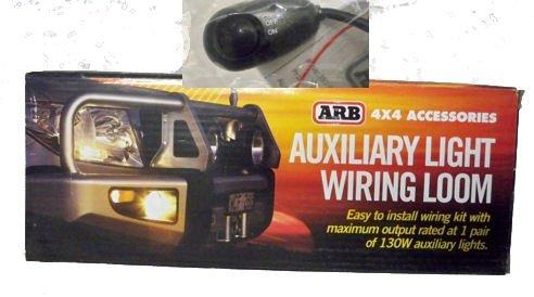 ARB AUXILLIARY LIGHTING LOOM