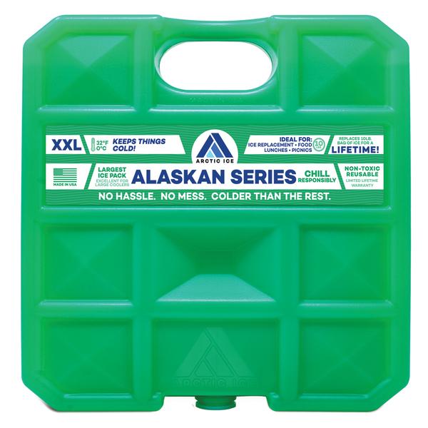 Arctic Ice 1260 Alaskan Series Freezer Pack (10 Pounds)