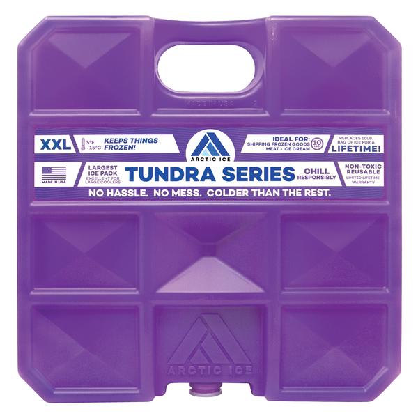 Arctic Ice 1262 Tundra Series Freezer Pack (10 Pounds)