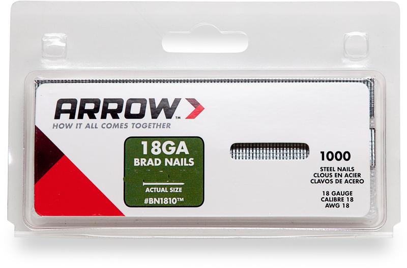 BN1812BCS 3/4 IN. BROWN BRAD NAIL