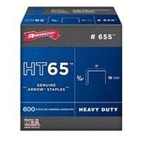 Arrow Fastener 65S  Staples, 3/4 Inch
