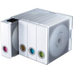 ATLANTIC 96635495 96-DISC ALBUM CUBE (WHITE)