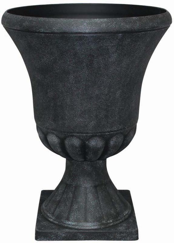 EB-029816 BLACK WINSTON URN
