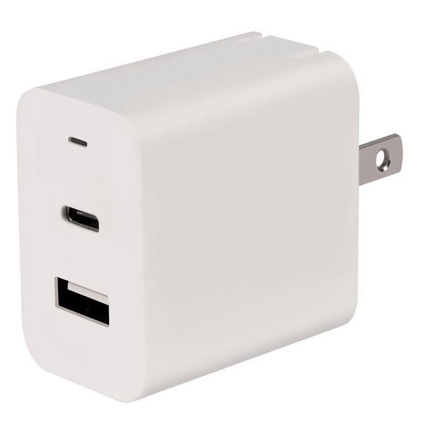 18W PD TYP C/USB CHRGR