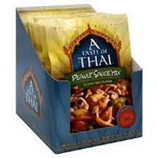 A Taste Of Thai Peanut Sauce Mix (6x35Oz)