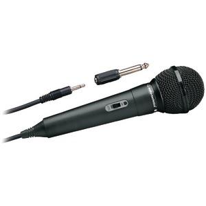 Audio-Technica ATR-1100 ATR Series Dynamic Vocal/Instrument Microphone (Unidirectional, ATR1100)
