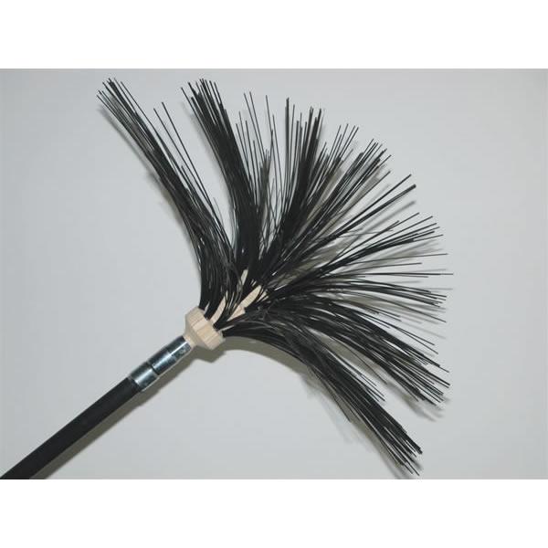 Smoke Chamber Spin Brush - 6735B