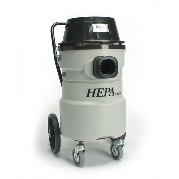 RoVac 3-motor Chimney & Dryer Vent Vacuum