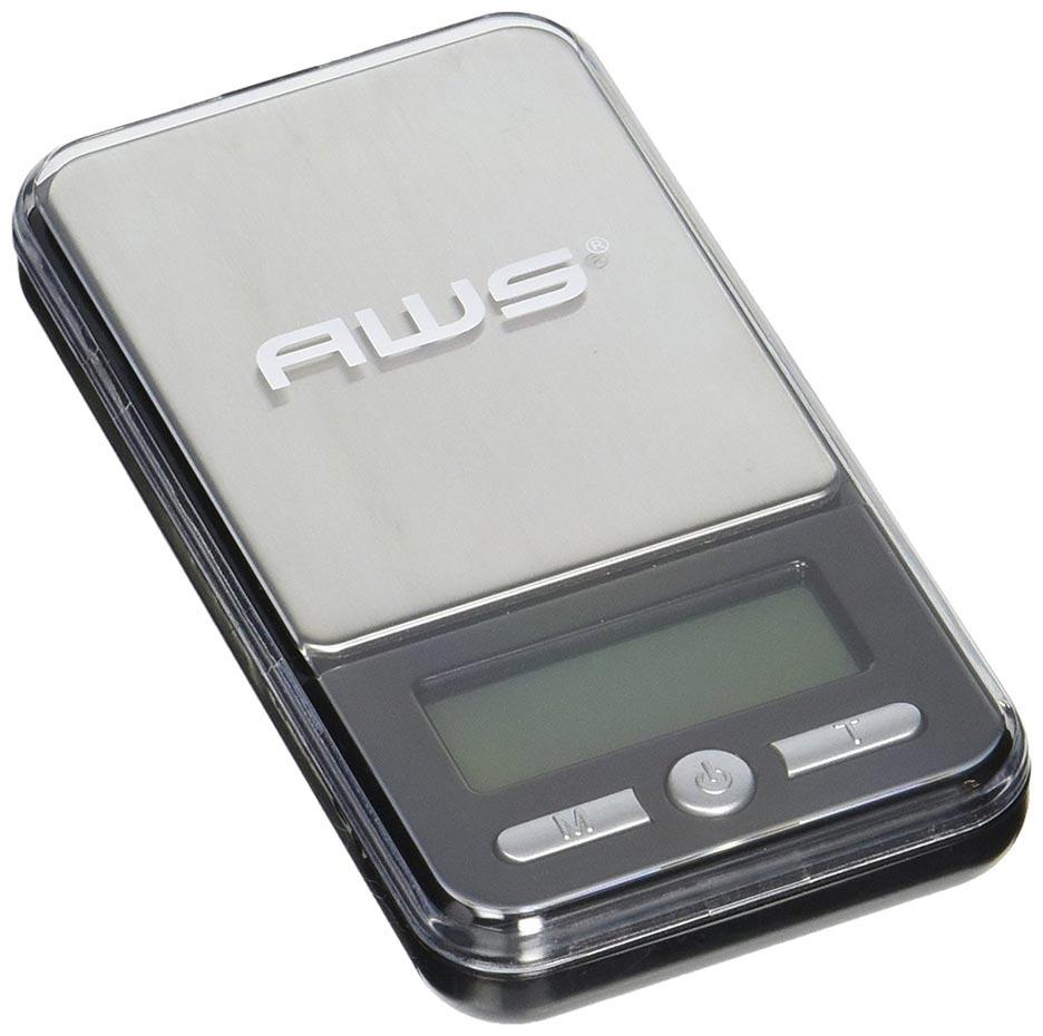 American Weigh Scale Ac-100 Digital Pocket Gram Scale Black 100 G X 0.01 G