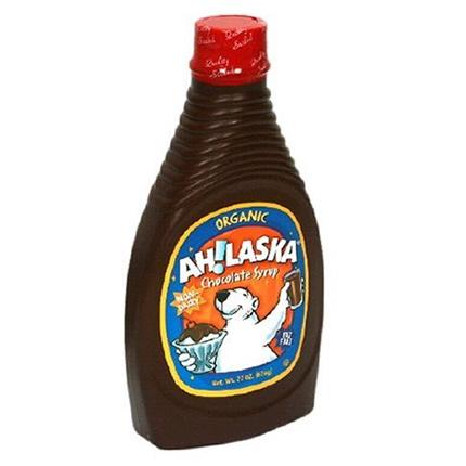 AhLaska Chocolate Syrup (12x22 Oz)