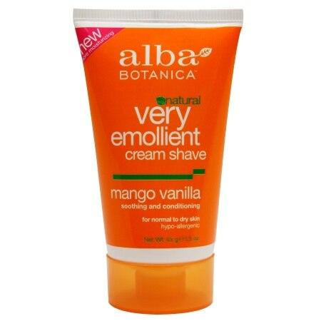 Alba Botanica Mango Vanilla Shave (1x15OZ )