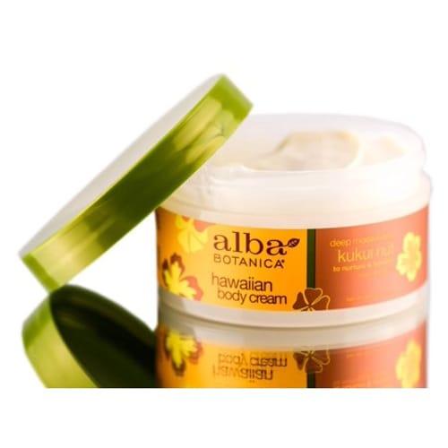 Alba Botanica Kukui Nut Body Cream (1x65 Oz)