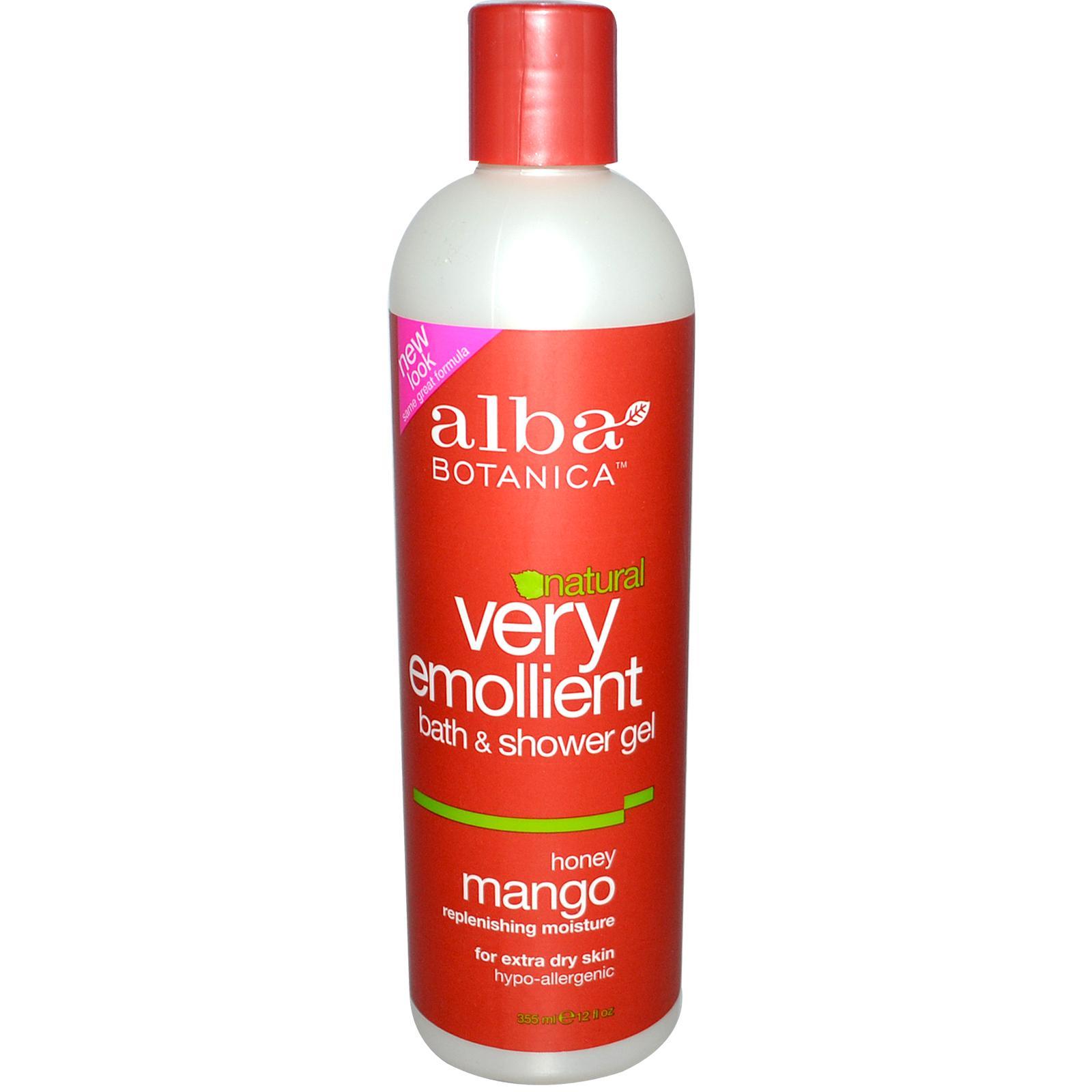 Alba Botanica Honey Mango Body Bath (1x32 Oz)