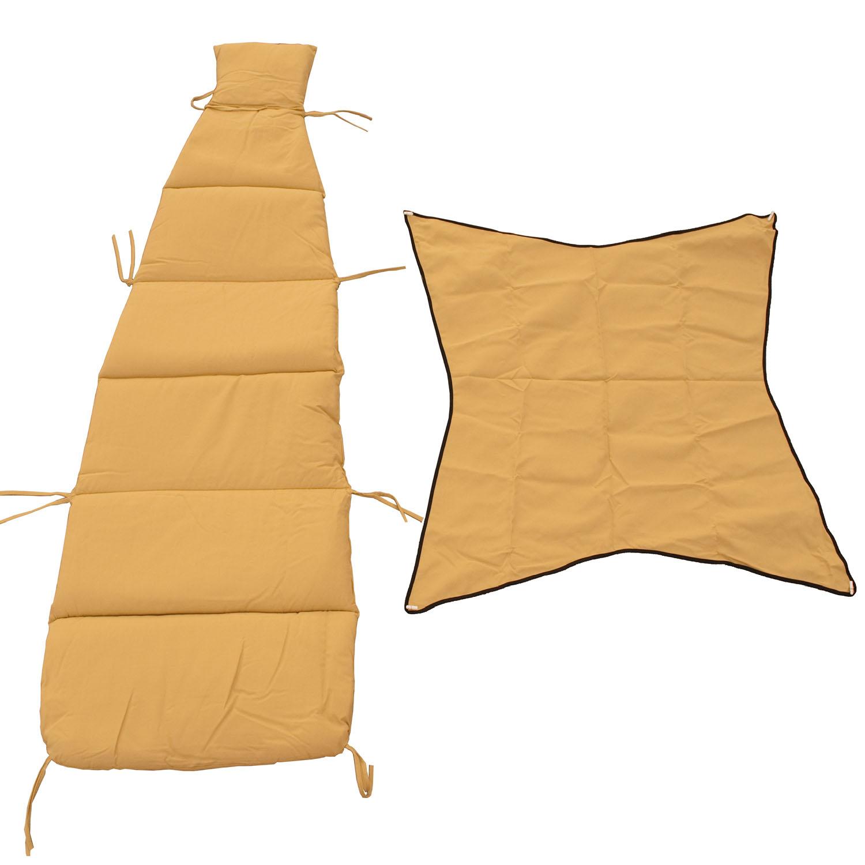 Cloud-9 Sand Pad/Pillow/Canopy Set