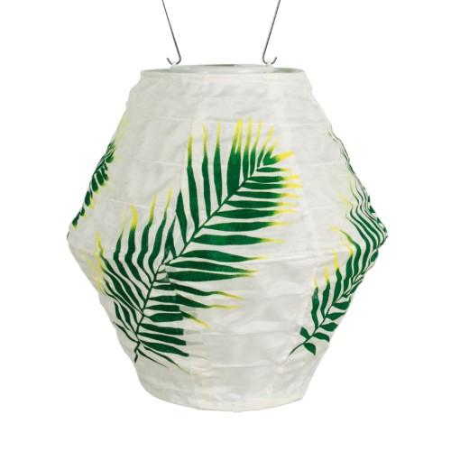 Soji Canvas Black Palm