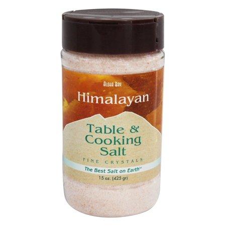 Aloha Bay Himalyan Salt Fine (1x15Oz)
