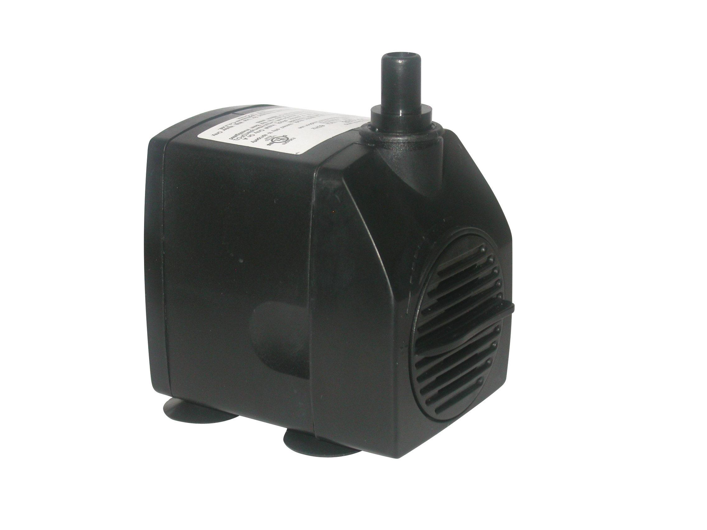 180 GPH Power Head Pump with 6 Ft. Cord