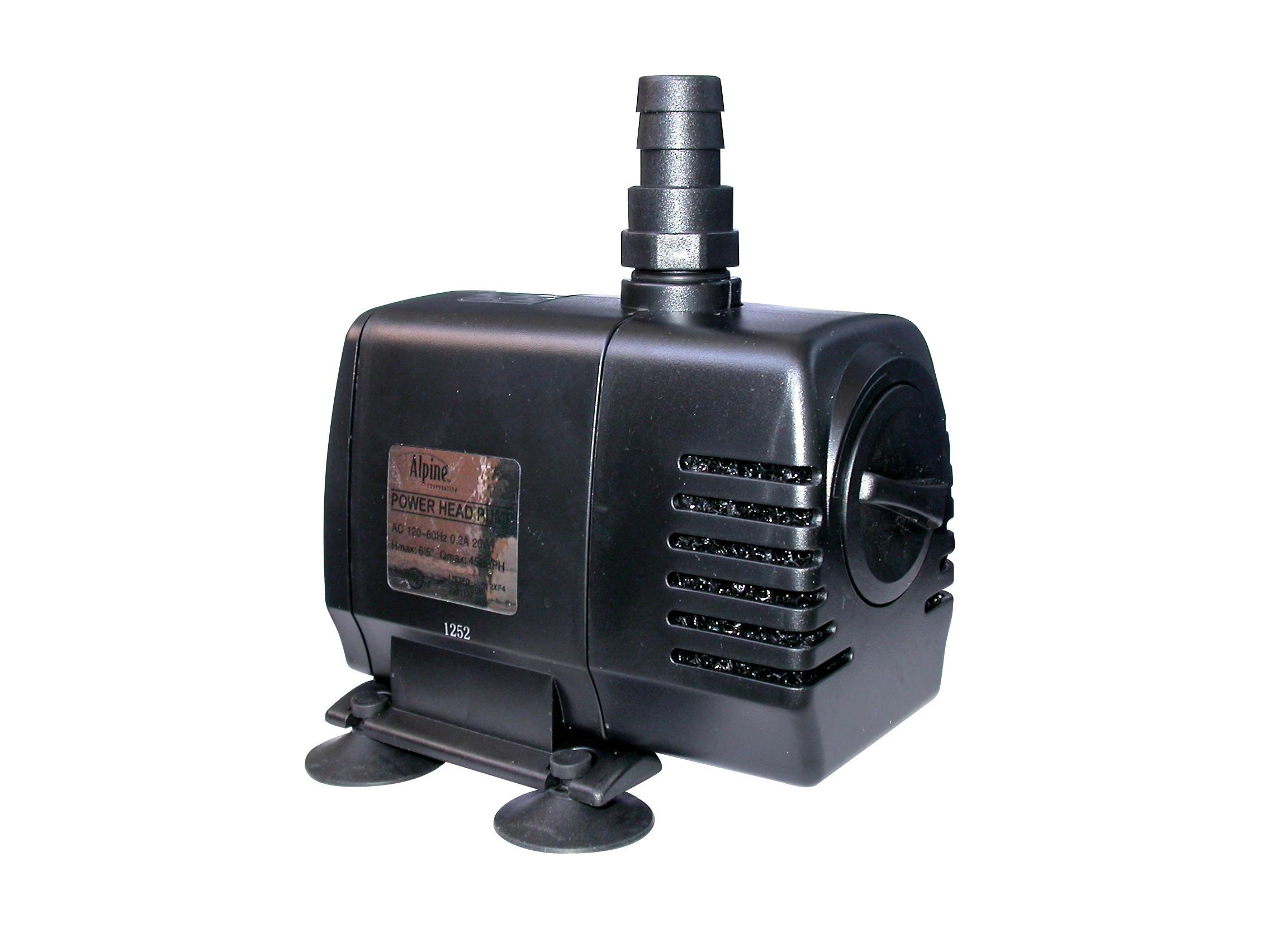 280 GPH Power Head Pump with 16 Ft. Cord